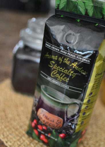 Aroma of the Andes Specialty Coffee