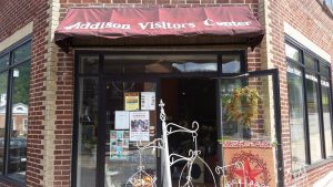 Addison Visitor Center