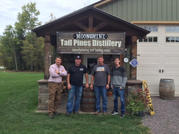 TALL PINES DISTILLERY – Salisbury, PA