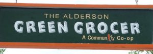 Alderson Green Grocer