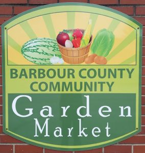 Barbour County Community Garden Market
