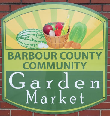 BARBOUR COUNTY COMMUNITY GARDEN MARKET – Philippi, WV